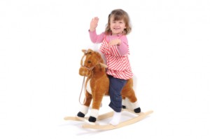 Are you a race horse or a rocking horse?